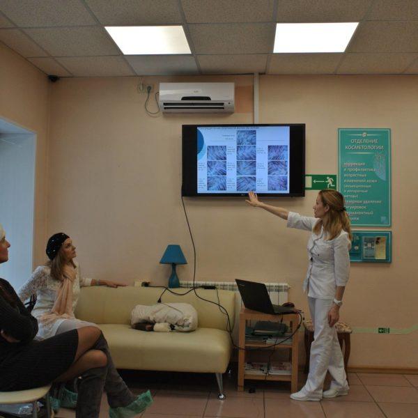 Состоялось очередное занятие «Школы грамотного пациента»
