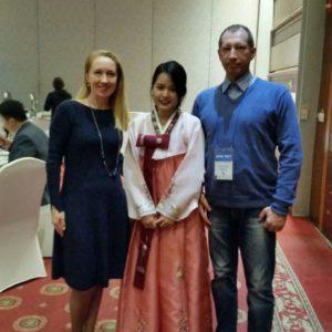 Участие в работе Международного Азиатского форума эстетической хирургии и медицины